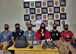 Polícia Civil de MG realiza Coletiva de Imprensa sobre autor de homicídio localizado em São Gotardo