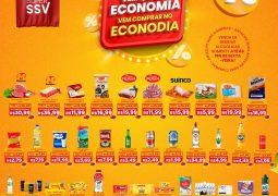 Sexta é dia de ECONODIA! Confira mais um Caderno de Ofertas especial do Super SSV em São Gotardo