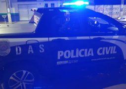 Principal suspeito de cometer homicídio em Belo Horizonte e que estava foragido em São Gotardo é localizado