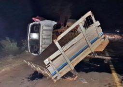 Jovem de 19 anos morre em grave acidente na LMG-764 em Matutina-MG