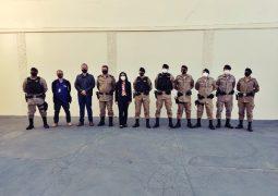 MAIS SEGURANÇA: Policia Militar de São Gotardo e Guarda dos Ferreiros recebe novos soldados