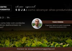 Saiba como lidar com condições climáticas desfavoráveis na cultura da soja