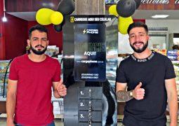 IRMÃOS EMPREENDEDORES: Jovens trazem para São Gotardo novo meio de divulgação para empresas
