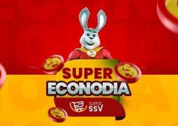 Último dia do mês de Agostos: É Dia de Econodia no Supermercado Super SSV em São Gotardo
