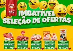 SELEÇÃO DE OFERTAS: Confira o mais novo Caderno de Ofertas do Supermercado Super SSV em São Gotardo