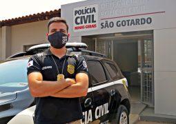 Muito sucesso! Dr. Celso Bitar Júnior deixa Delegacia de Polícia Civil de São Gotardo