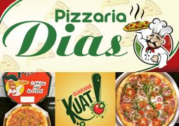 Sextou com promoção! Compre uma pizza grande ou tamanho família e ganhe um refrigerante Kuat na Pizzaria Dias!