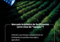 """Mercado brasileiro de fertilizantes corre risco de """"apagão""""?"""