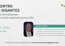 Entenda o cenário atual do mercado de fertilizantes e quais as perspectivas para 2022