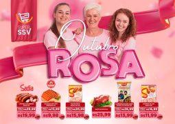 Promoção com mensagem importante: Confira o Caderno de Ofertas Outubro Rosa Super SSV em São Gotardo