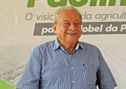 Indicado ao Nobel da Paz, Ex-Ministro Alysson Paolinelli recebe homenagens em São Gotardo