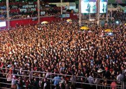 Barões da Pisadinha vem aí! Fenacen divulga grade de shows e datas da Festa em 2022