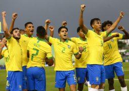 Copa Sub-17 permite a torcedor conhecer promessas do futebol mundial