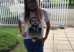 Promotora do caso Marielle no Rio fez campanha para Bolsonaro