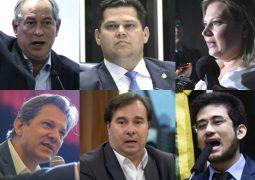 Políticos reagem à fala de Eduardo Bolsonaro sobre o AI-5; confira