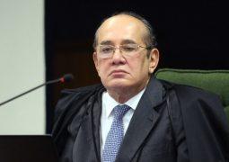 Sem citar nomes, Gilmar Mendes critica fala de Eduardo Bolsonaro sobre AI-5